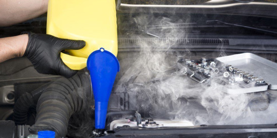 Auto Cooling Systems Service