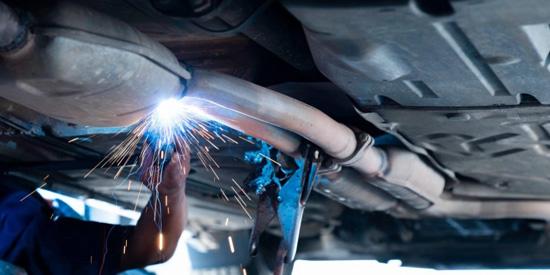 Auto Exhaust Repair & Service